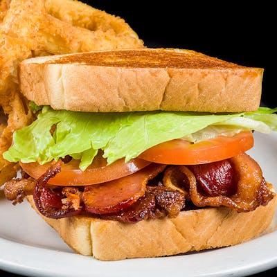 The BLT Ranch Barn Sandwich