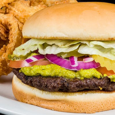 """The """"Oh Spicy"""" Barn Burger"""