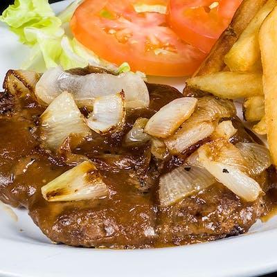 Hamburger Steak Plate
