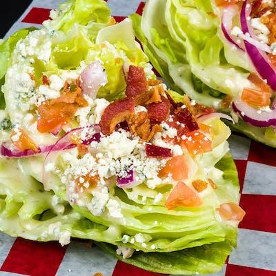 Barn Wedge Salad
