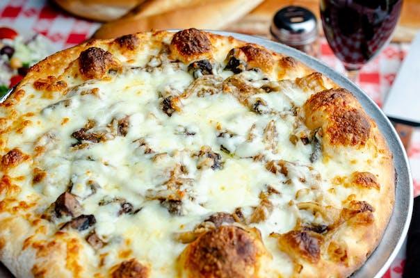 Truffle 'Shroom Pizza