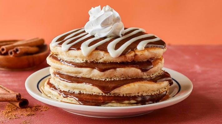 Cinn-A-Stack® Pancakes