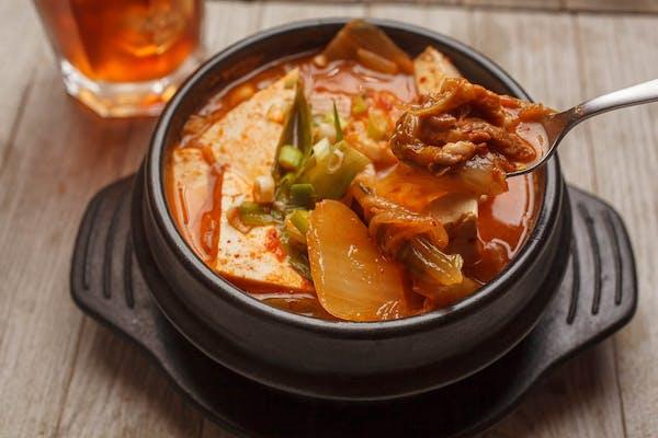 (ME 08) Kimchi Jjigae