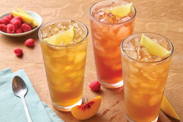 Flavored Iced Teas