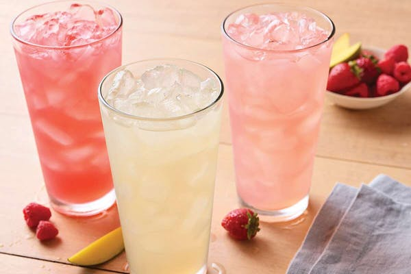 Flavored Lemonades