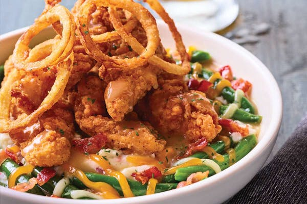 Homestyle Chicken Bowl