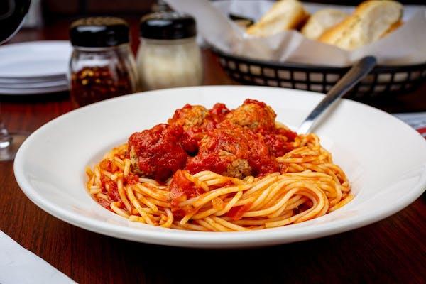 Lunch Spaghetti