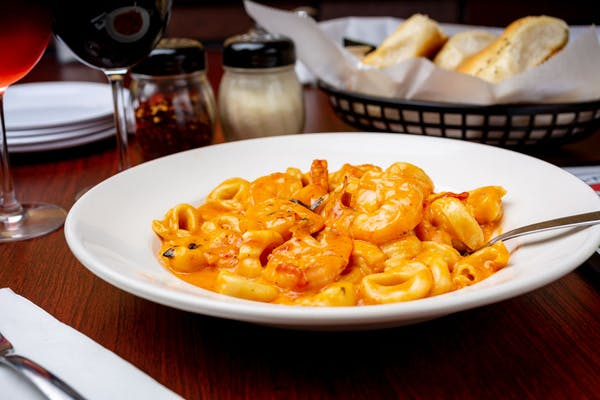 Shrimp Tortellni