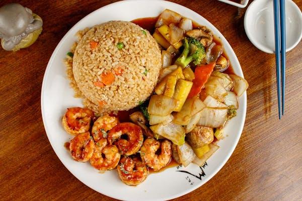 Hibachi Lunch