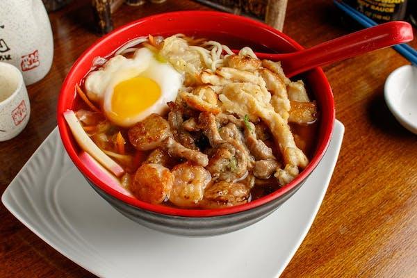 Edo Special Nabeyaki Udon Soup