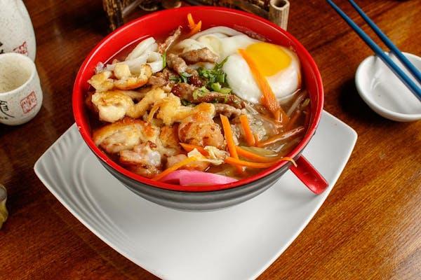 Edo Special Nabeyaki Soba Soup