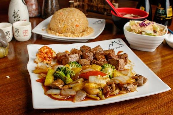 Hibachi Steak