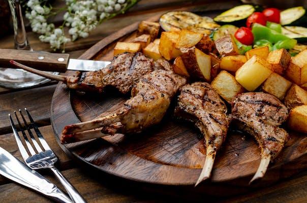 Tuscan Lamb Chops