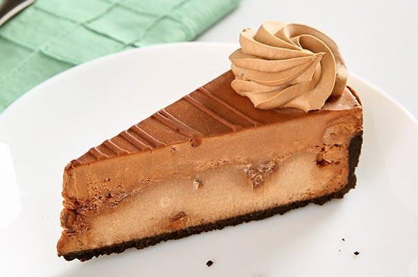 Godiva Double Chocolate Cheesecake