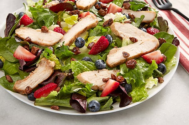 Pecanberry Salad