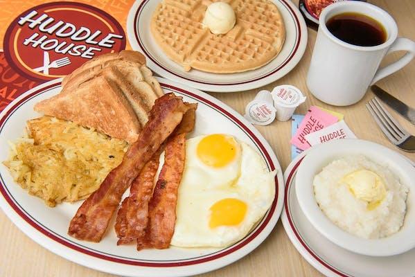 MVP Breakfast Platter