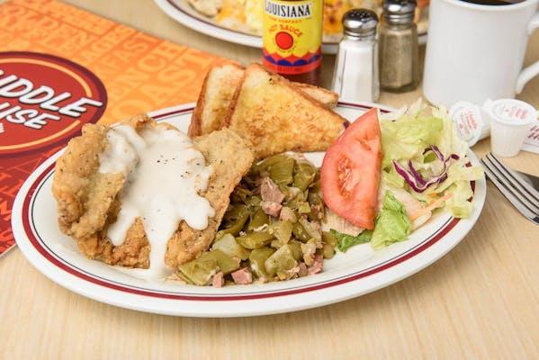 Country Fried Steak Platter
