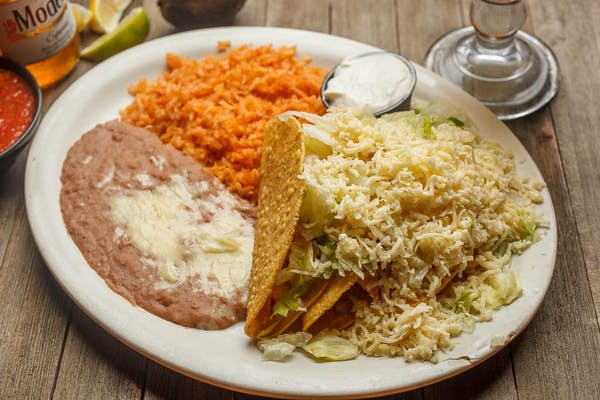 26. Taco Dinner