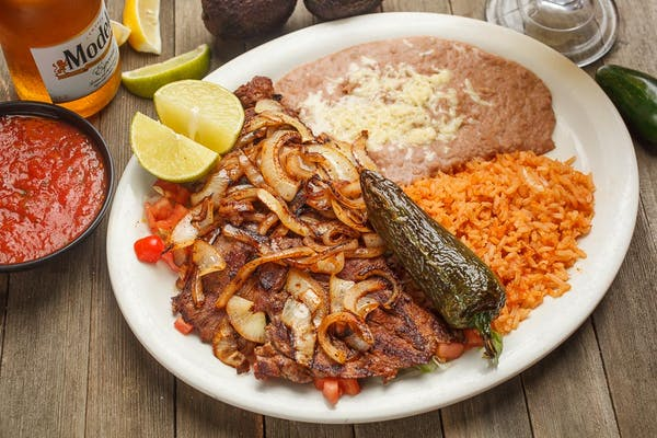 57. Carne Asada