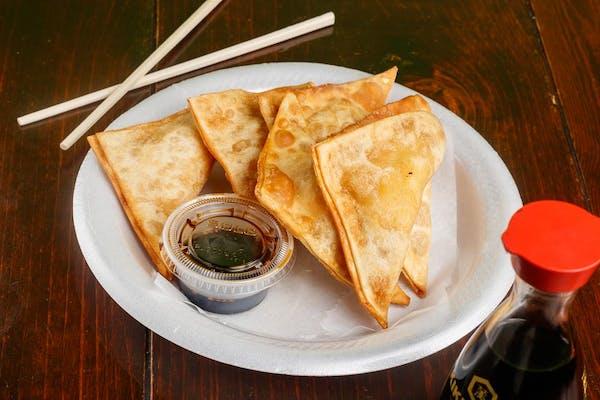 T6. Cream Cheese Gyoza