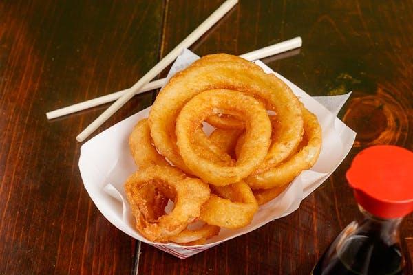 T2. Onion Rings