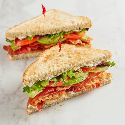 BLT & Avocado Sandwich