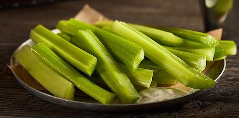 Basket of Celery w/ Ranch