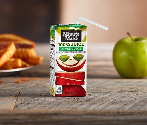 Minute Maid® Apple Juice