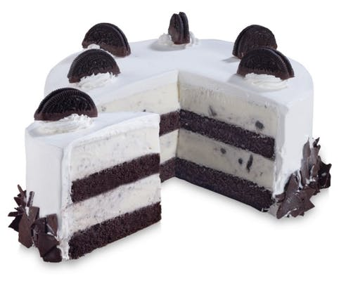 Cookies & Creamery Cake