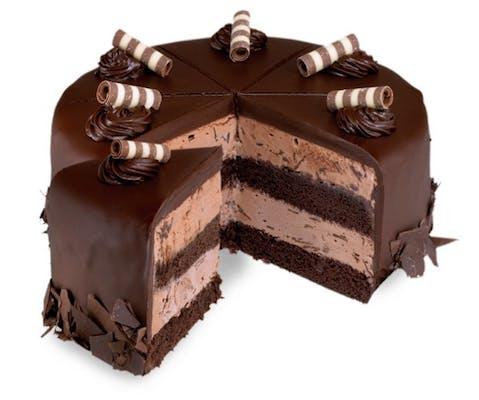 Midnight Delight Cake (Large Round)