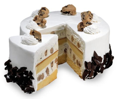 Cookie Dough Delirium Cake