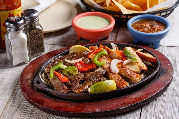 Mixed Fajitas