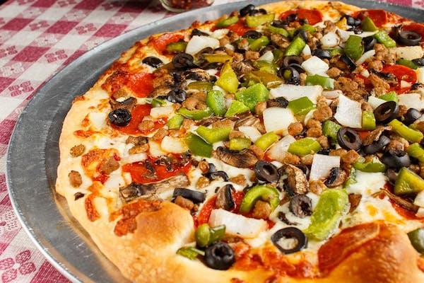 Rosario's Special Pizza