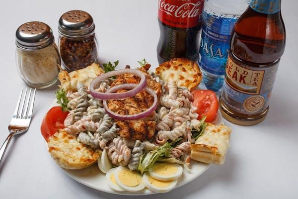 Pasta Salad Coca-Cola Combo