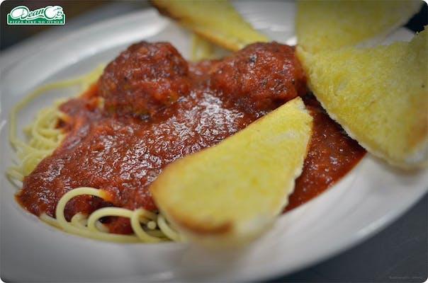 Spaghetti Splendaro & Meatballs