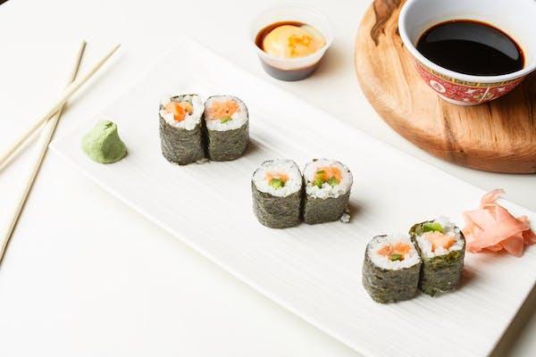 Salmon Jalapeño Roll