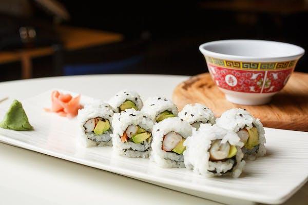 Shrimp & Avocado Roll
