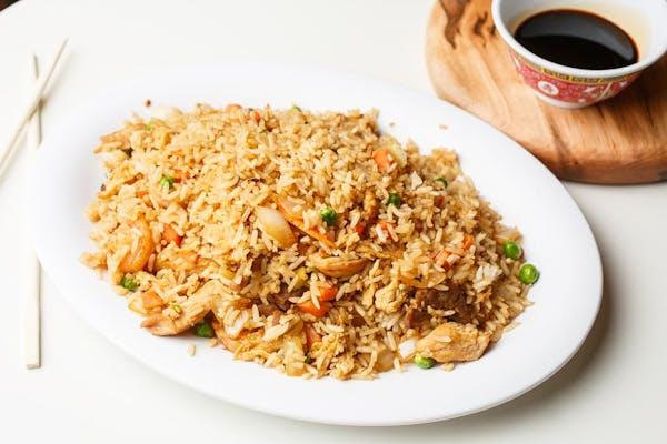 Eden's Fried Rice