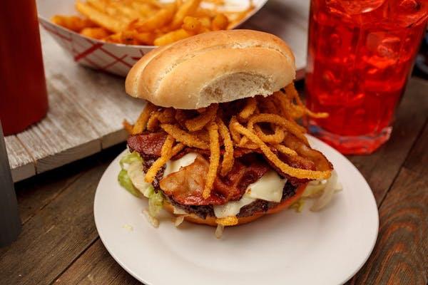 Zydeco Burger