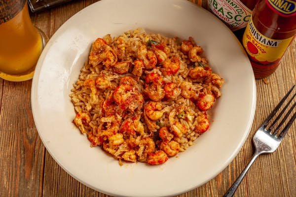 Crawfish Fried Rice