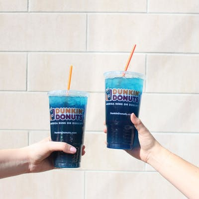 Dunkin' Energy Punch