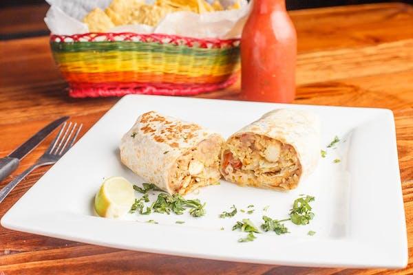 Traditional Burrito