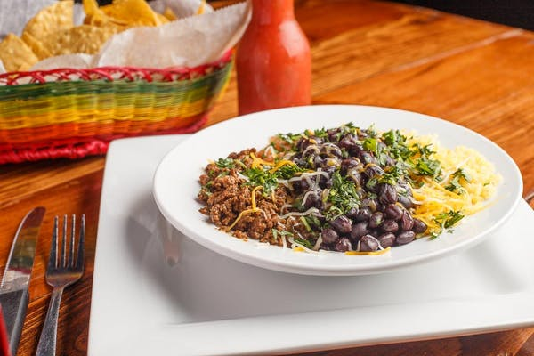 Lunch Burrito Bowl
