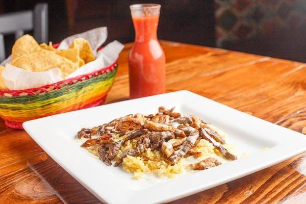 Lunch Fiesta Plate