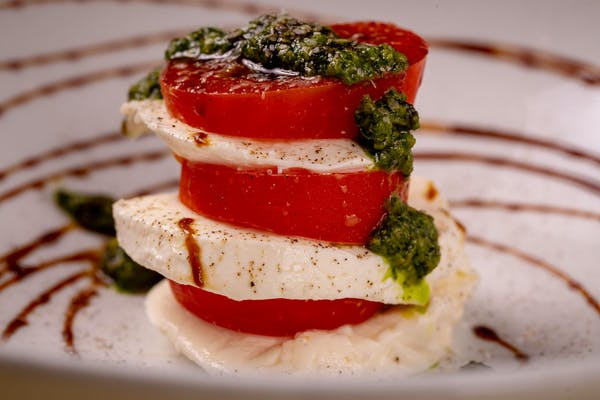 Roma Tomato & Mozzarella