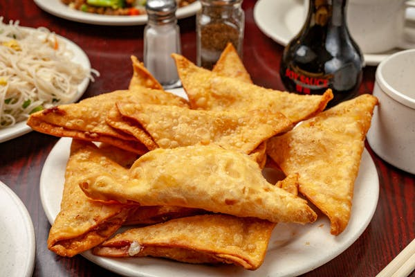 Fried Crabmeat Wontons