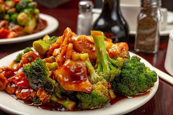 Chicken with Brocolli