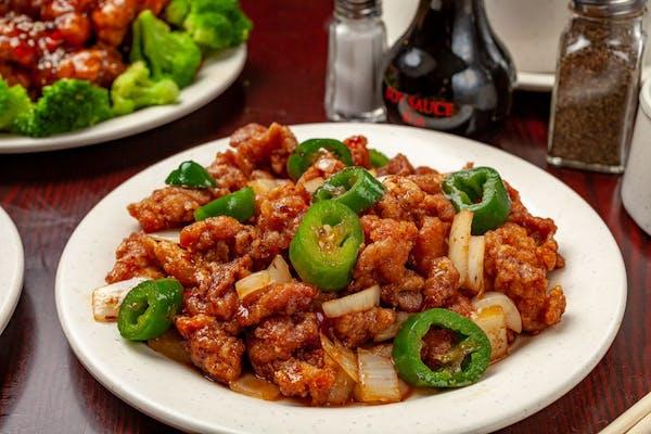 Hot & Spicy Chicken