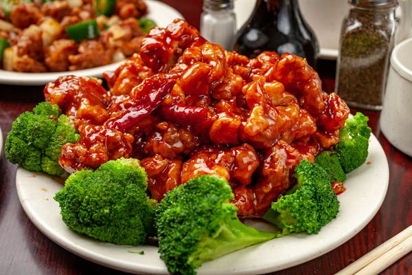 A 9. General Tso's Chicken
