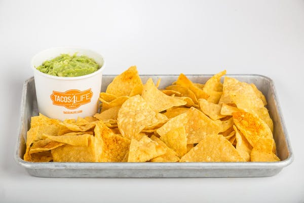 Party Size Guacamole
